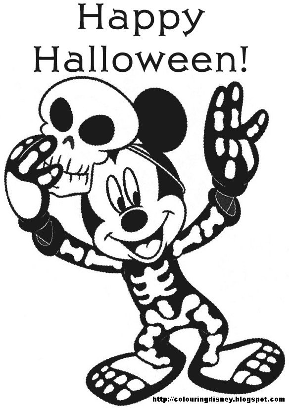 Pictures Of Cartoon Skeletons