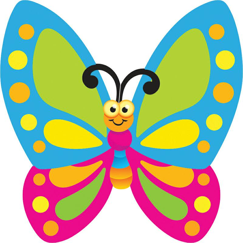 Butterfly Classroom Decorations : Printable butterfly cutouts cliparts