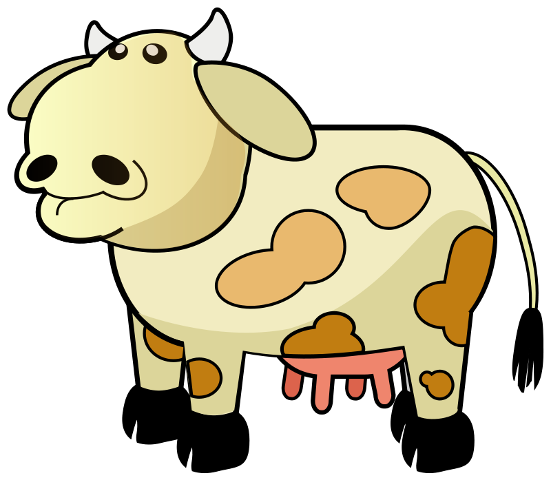microsoft clip art cow - photo #9