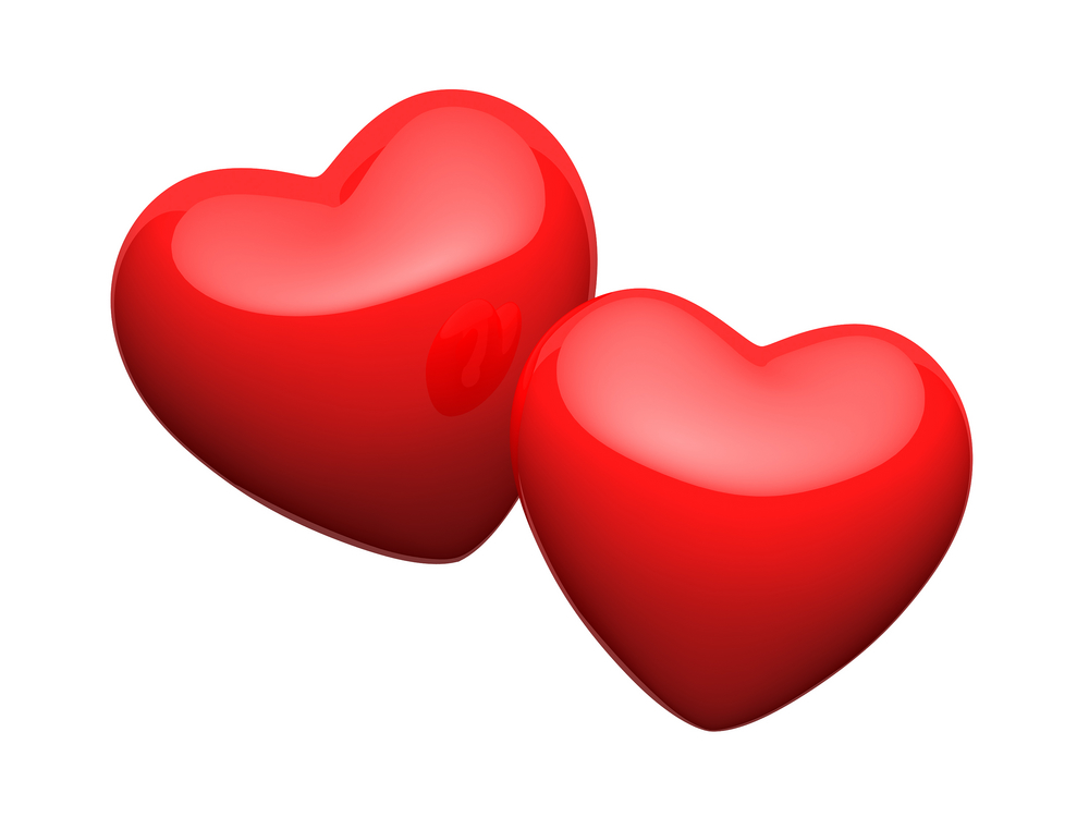 Red Hearts Images - Cliparts.co