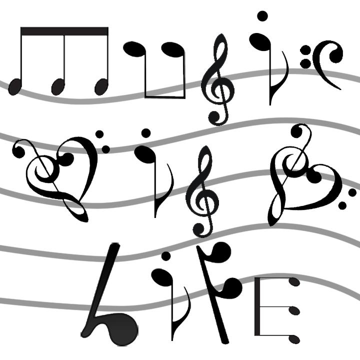 Graphic Design aim sydney music