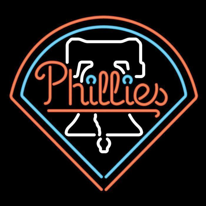 Neon Signs—Philadelphia Phillies at Brookstone. Buy Now!
