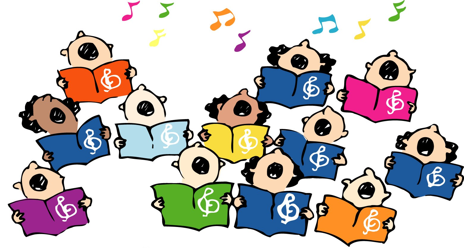 Kids Singing Clipart | Clipart Panda - Free Clipart Images