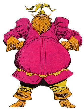 Fat childrens book characters