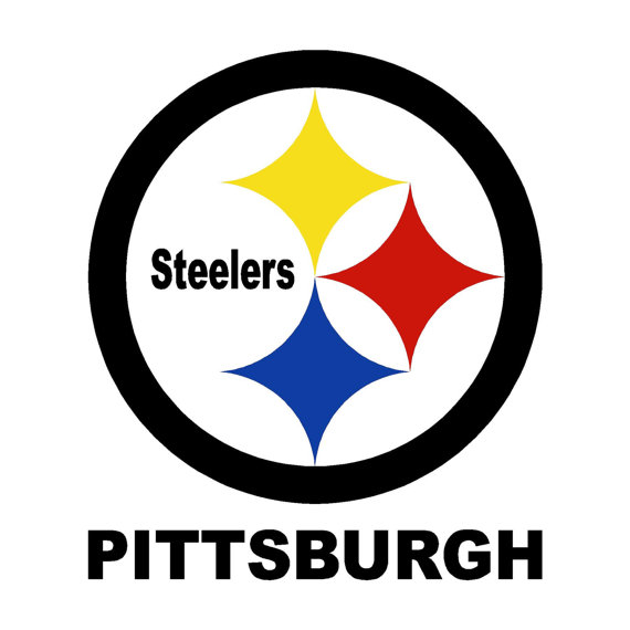 Steelers Logo Stencil - Cliparts.co