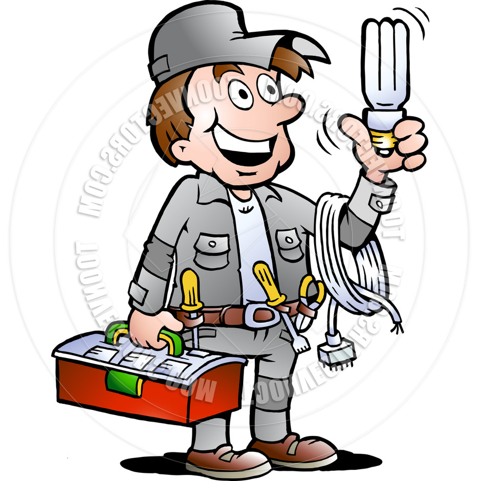 electrician clipart 19452717 electrician.jpg