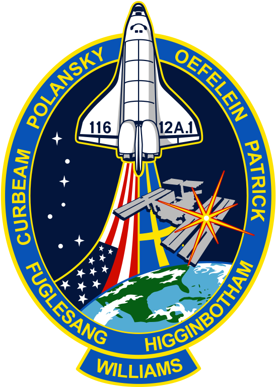 cool space mission patch - photo #44