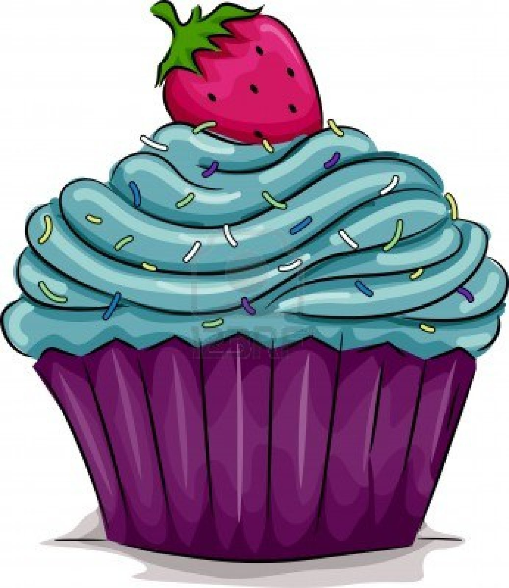 Cupcake Cartoons - Cliparts.co