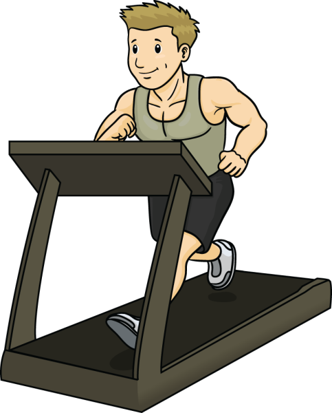 fitness animated clipart - photo #30