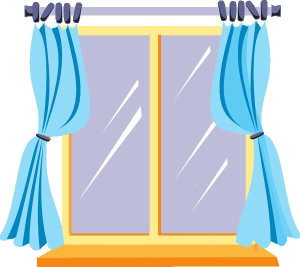 Window clip art - vector clip art online, royalty free & public domain