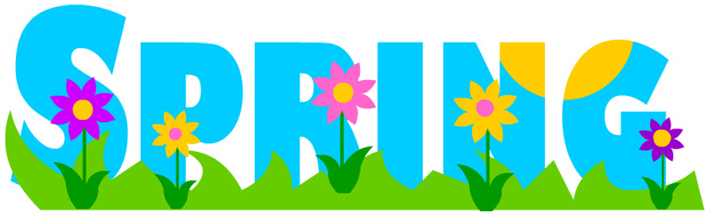 Spring Season Clipart - Cliparts.co