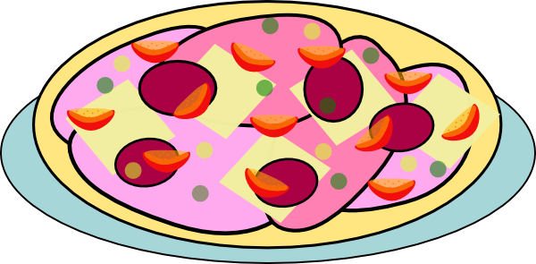 cheese pizza clipart free - photo #37