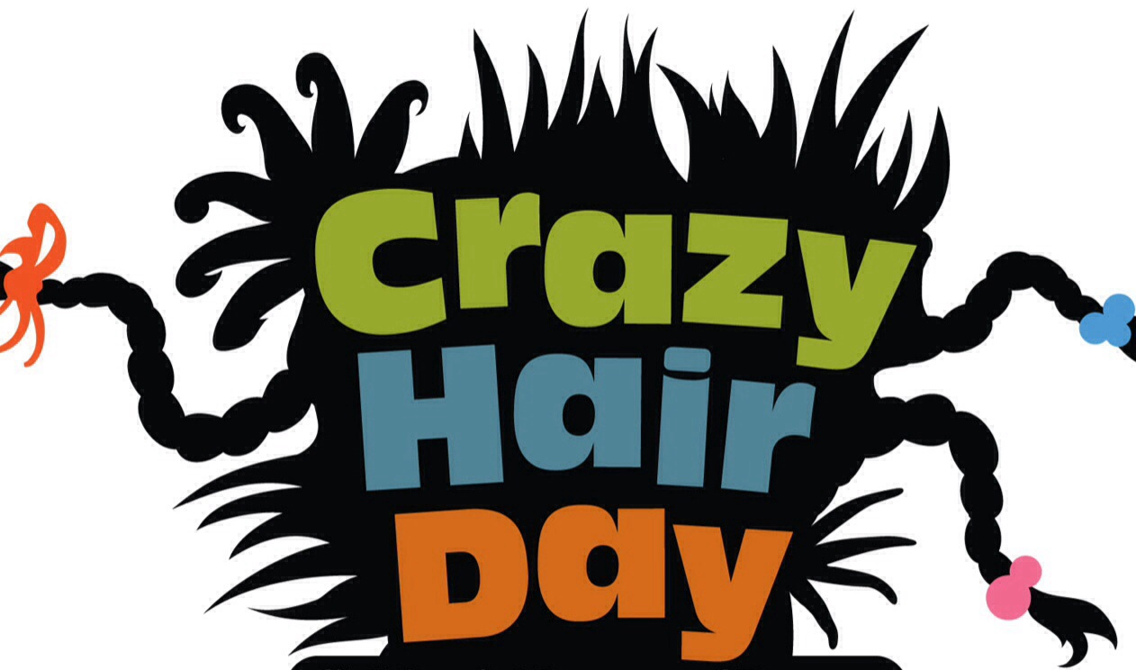 Image result for Crazy Hair Cartoon