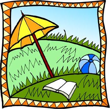 summer reading clip art clipartsco
