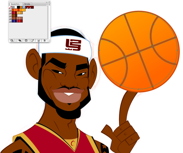 Cartoon Characters Playing Basketball : Basketball cartoons cliparts