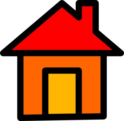 home clipart images