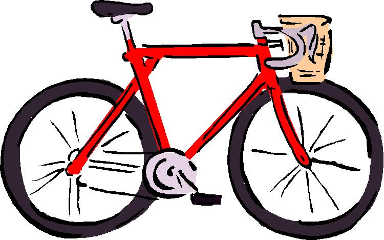 Clip Art Bike - Cliparts.co