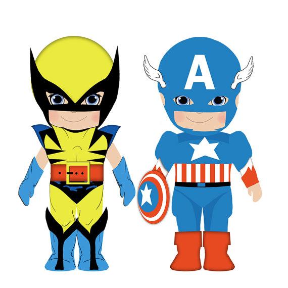 Captain America Clip Art - Cliparts.co