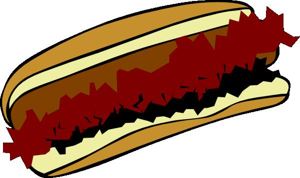 free corn dog clipart - photo #35
