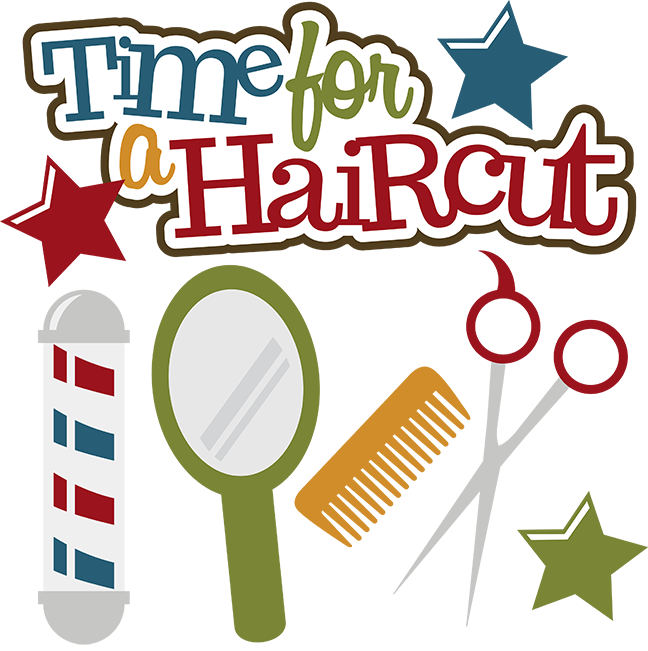 Hair Cut Clip Art Cliparts Co