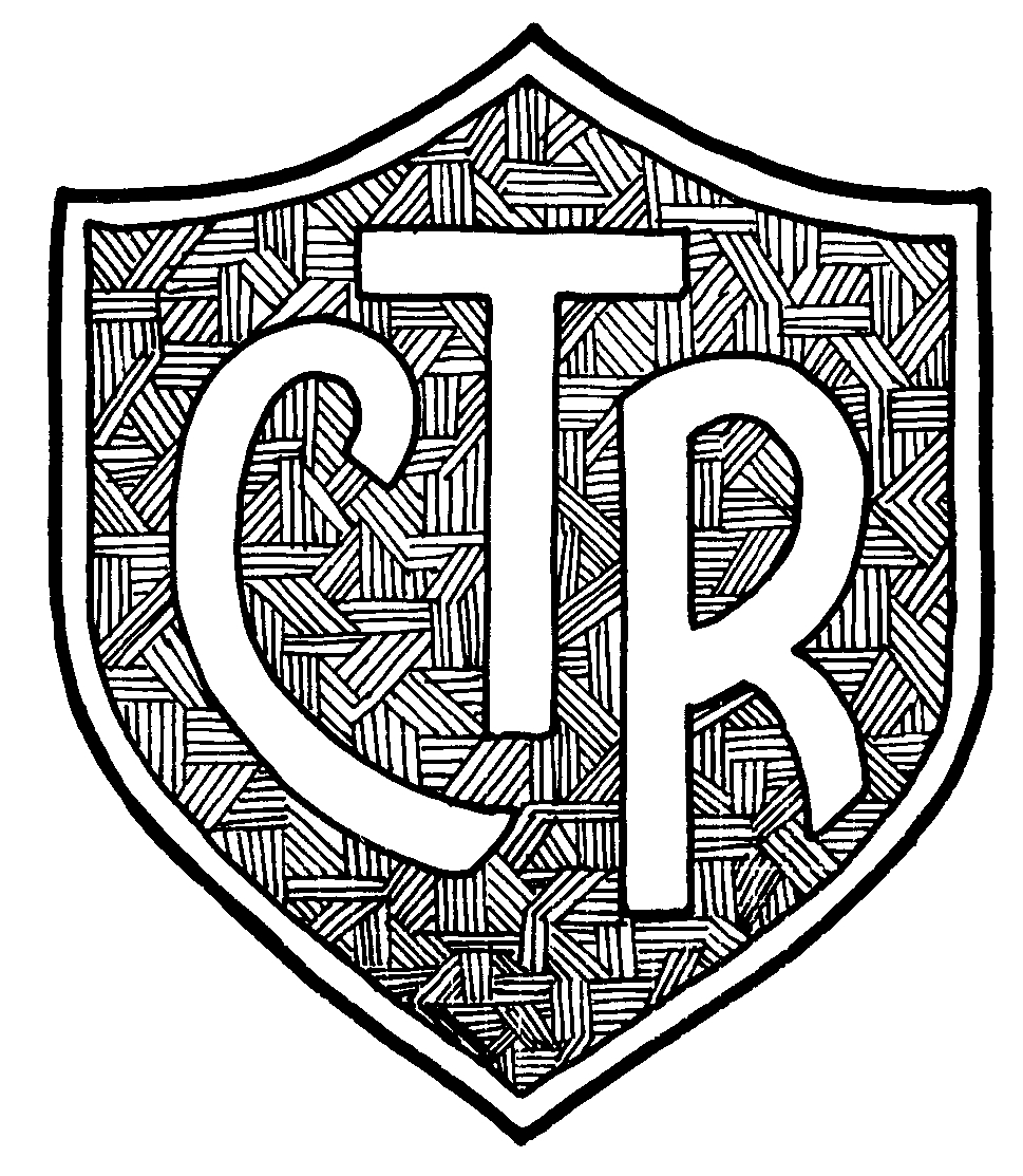 Ctr  Free Coloring Pages
