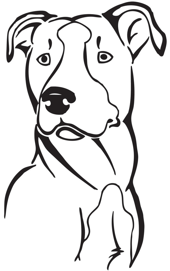 Pit Bull Clip Art - Cliparts.co