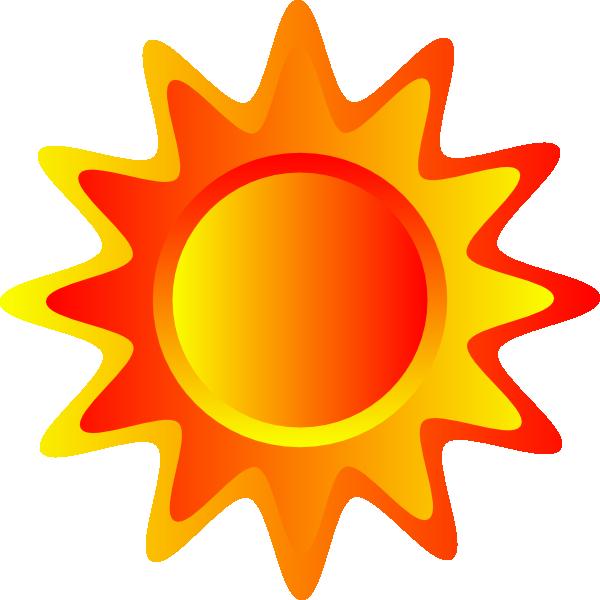 Sun Outline Clip Art - Cliparts.co