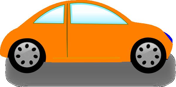 orange car clipart rh worldartsme com car clipart images black and white police car clipart images