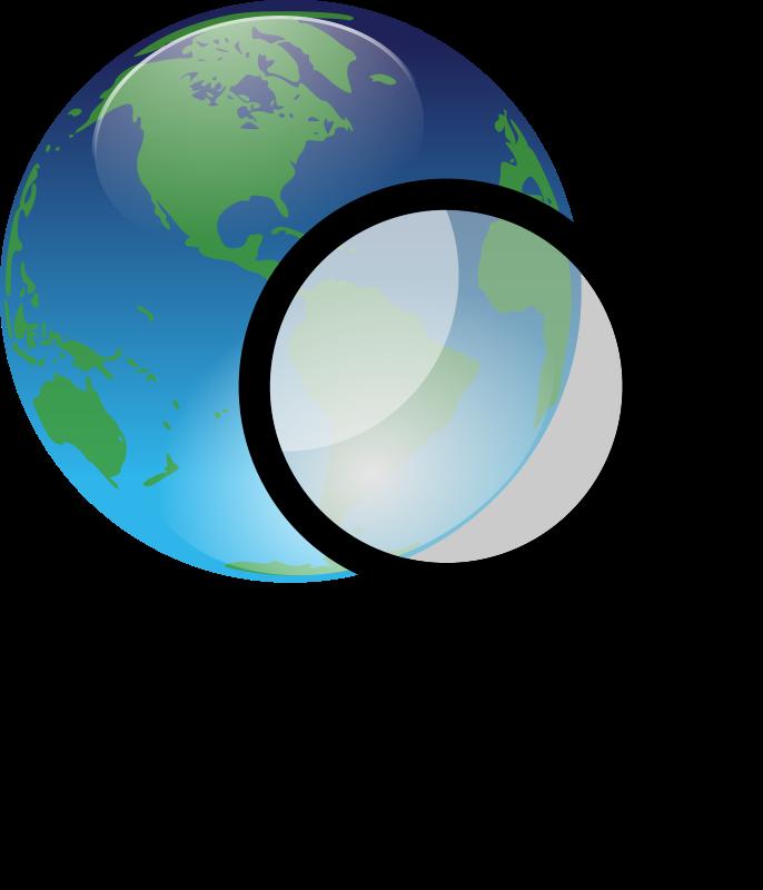open clip art earth - photo #25