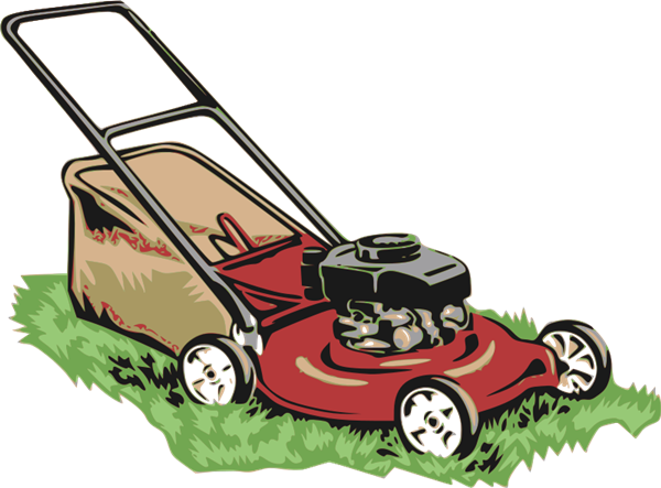 Free to Use & Public Domain Lawn Mower Clip Art