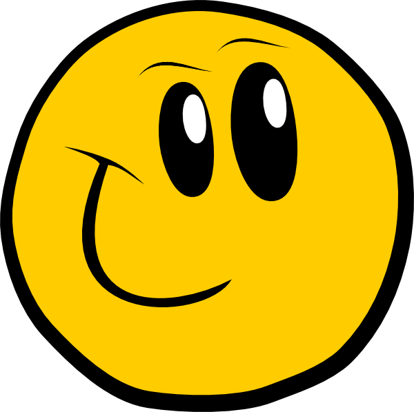 Animated Smiley Face Clip Art - ClipArt Best