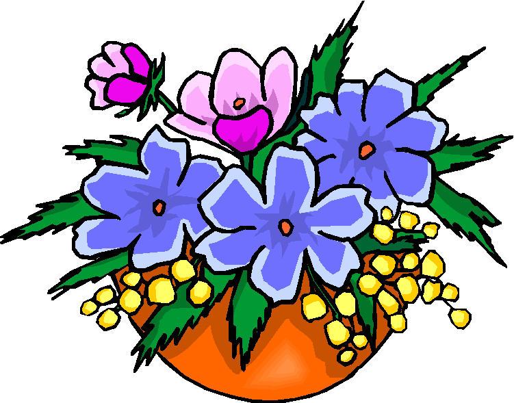 Cartoon Bouquet Of Flowers - Cliparts.co