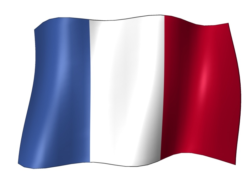 Clip Art French Flag - Cliparts.co
