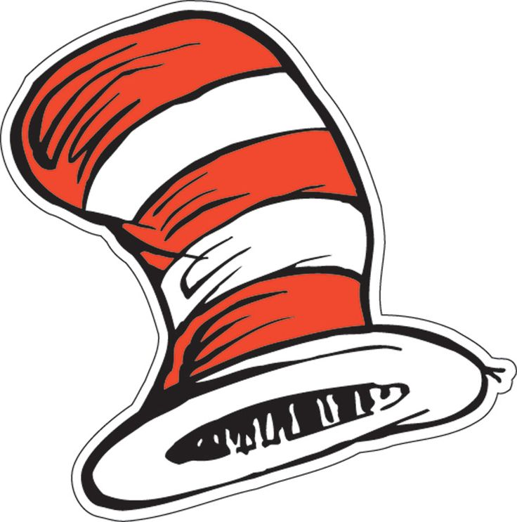 free clipart cat in the hat - photo #8