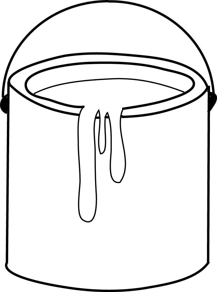 Paint Bucket Clip Art - Cliparts.co