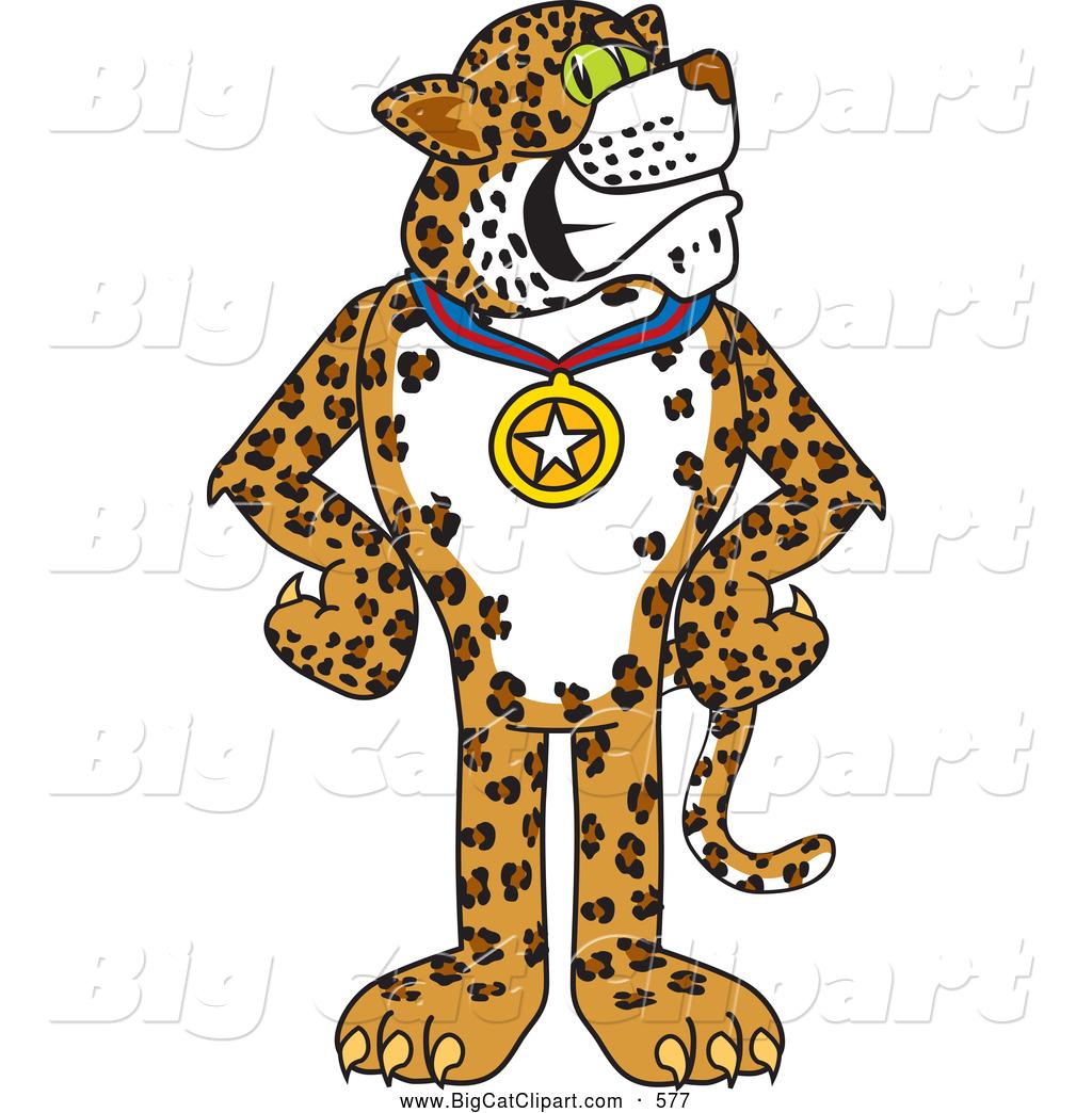 cute jaguar clipart - photo #32