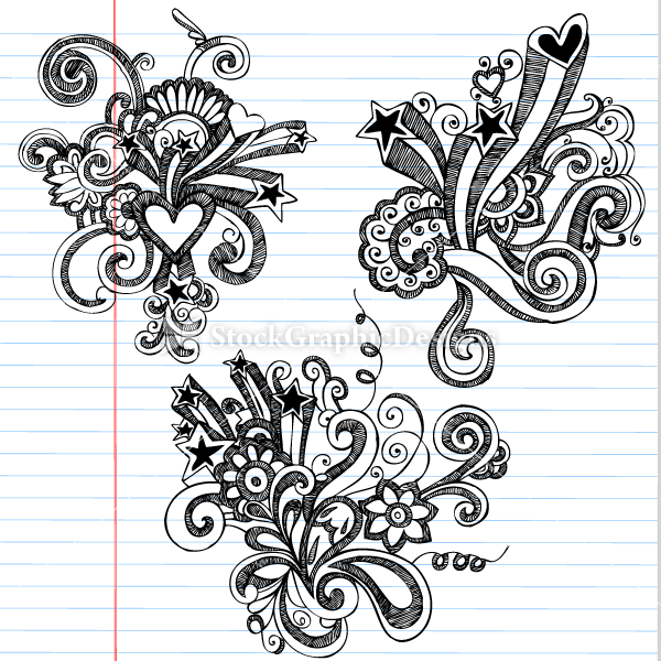 Cool drawing designs for Cool designs to draw on your hand
