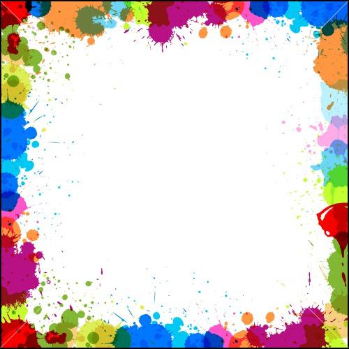 Colorful Border Designs - Cliparts.co