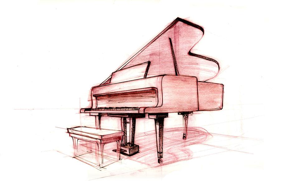 Grand Piano Clip Art - Cliparts.co