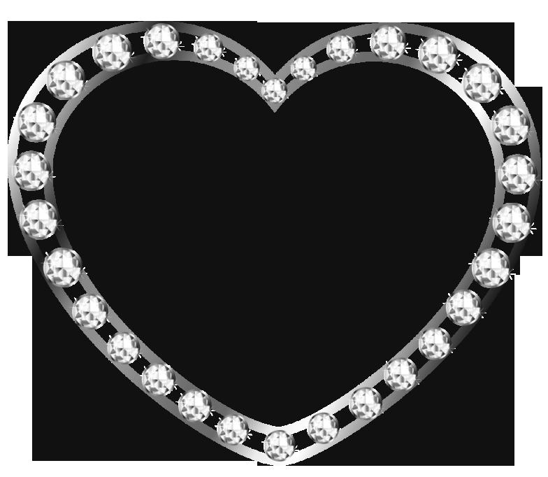 Pink Love Heart Diamond Ring