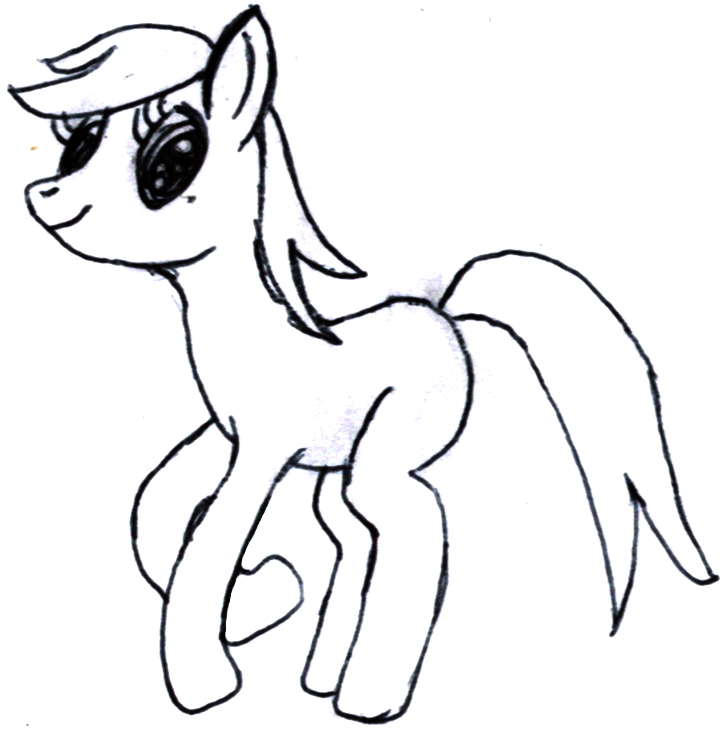 We Are the Color Symphony: Learn to Draw Ponies Thread - View ...