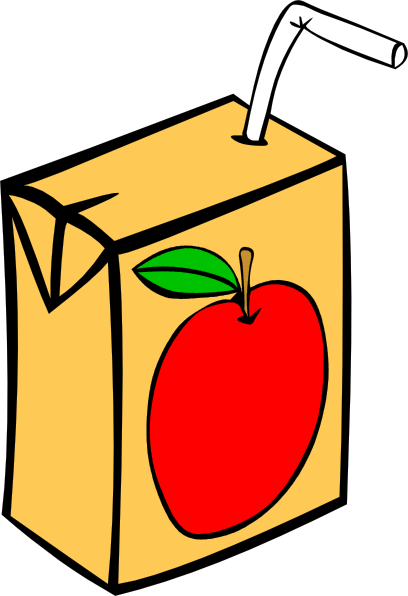 Cartoon Juice Box - Cliparts.co