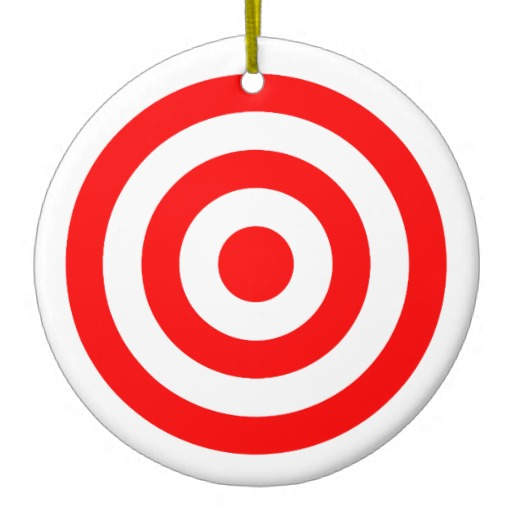 Target Christmas Decorations