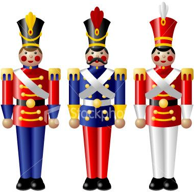 christmas toy soldier - photo #27