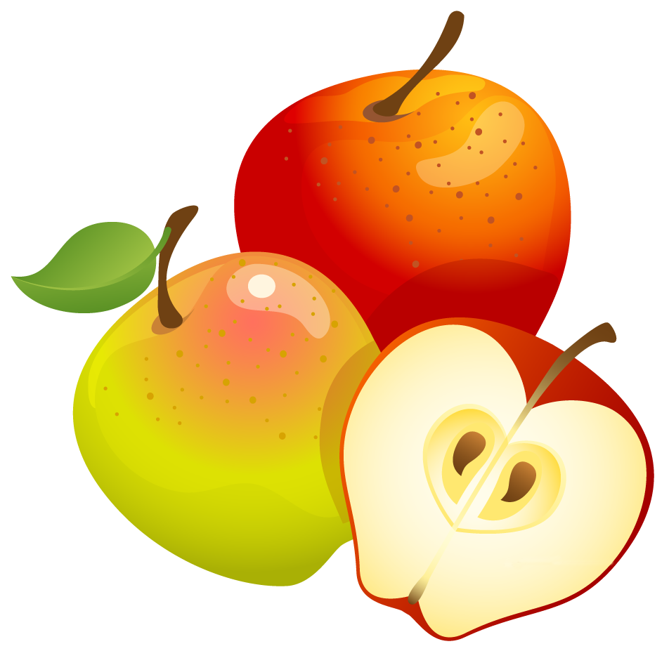 clipart apples and oranges - photo #16
