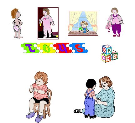 About.com's Babies and Toddlers Clipart Page