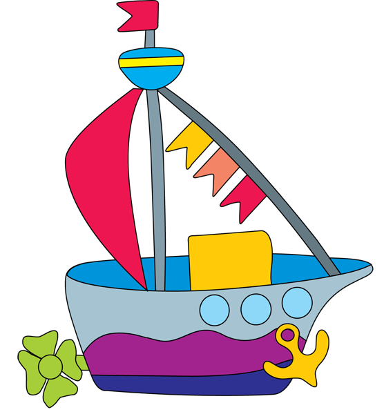 Toy Sailboat Clipart | Clipart Panda - Free Clipart Images