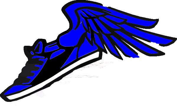 running shoes cartoon clipartsco