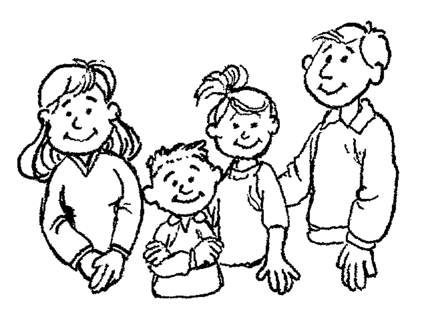 Lds Clipart Family - Cliparts.co