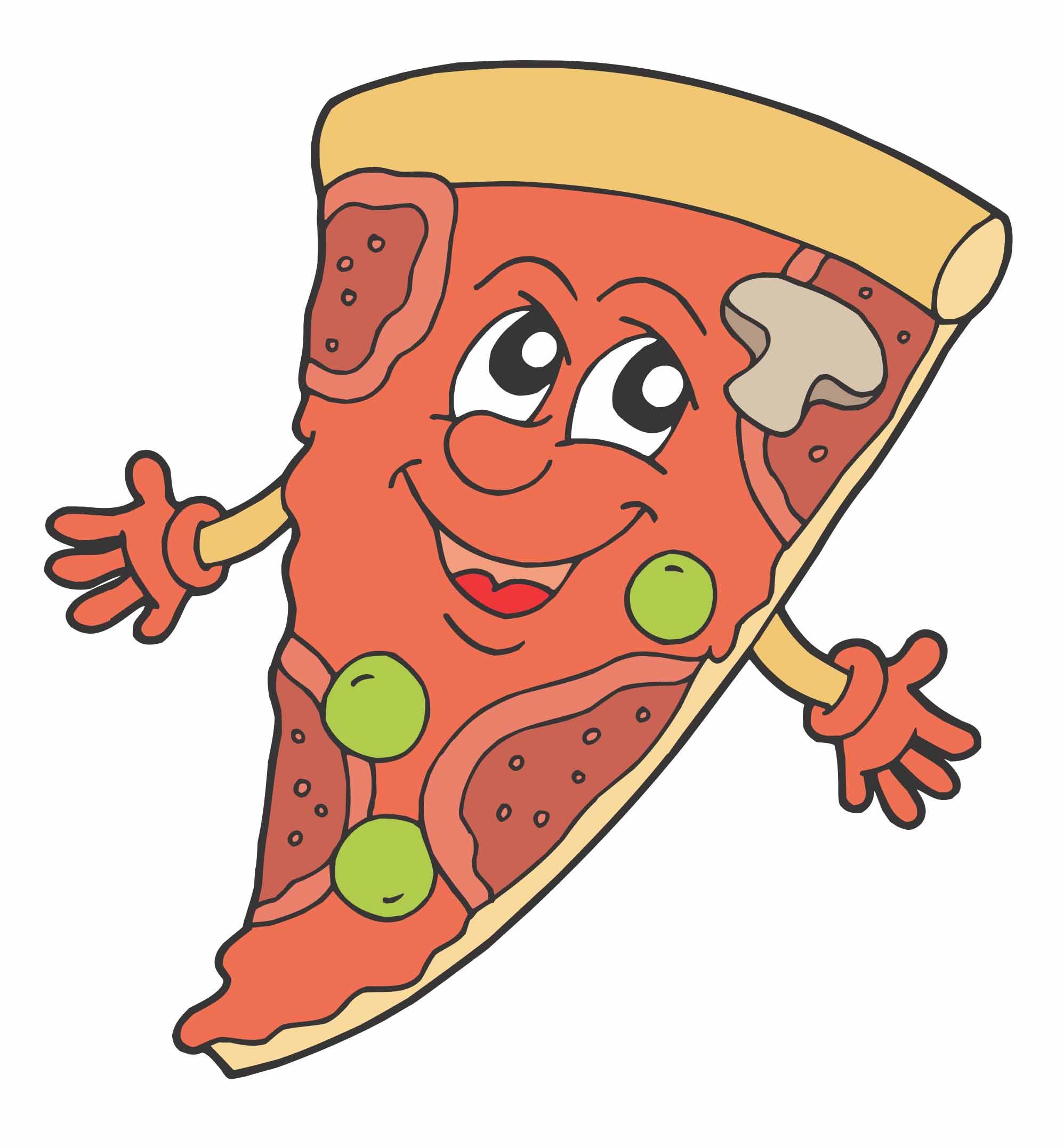 free clipart pizza man - photo #40